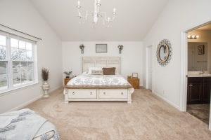 bedroom real estate photographer