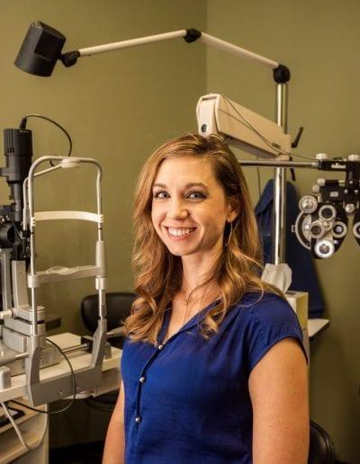 Professional Headshot, Optometry